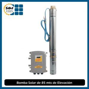 Bomba Solar 85 mts - Saas Energy Puebla