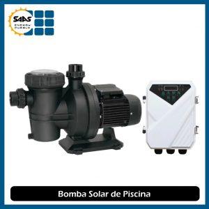 Bomba Solar de Superficie para Piscina