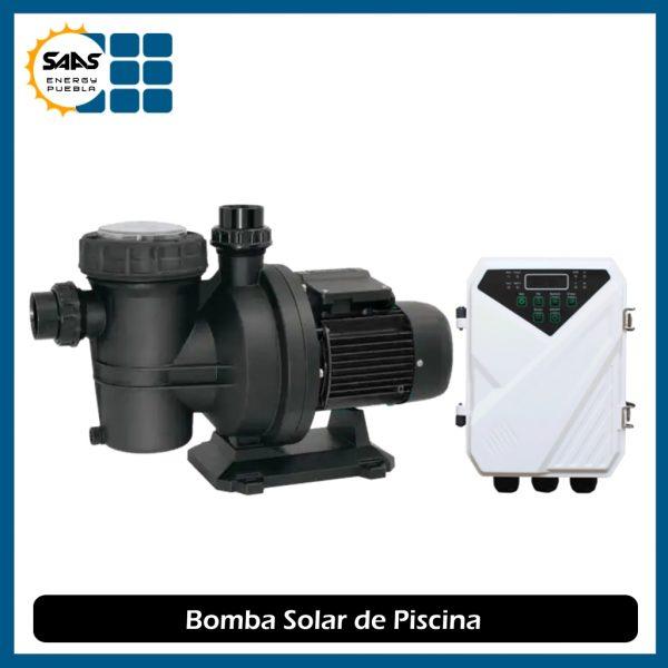 Bomba Solar de Piscina - Saas Energy Puebla